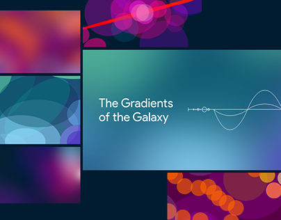 The Gradients of the Galaxy