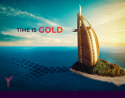 Time Is Gold Campaign