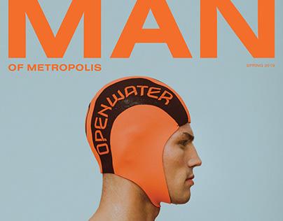 MAN of METROPOLIS Spring 2019