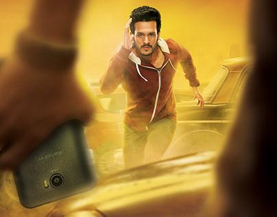 HELLO ! Telugu movie 3rd Poster
