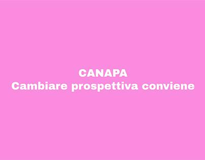 CANAPA - Cambiare prospettiva conviene