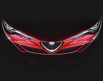Alfa Romeo Stelvio Campaign
