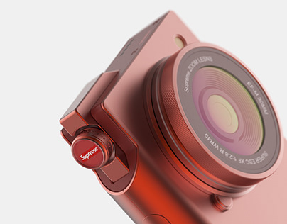 Supreme One-handed editing Camera