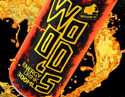 Wood's Energy Drink