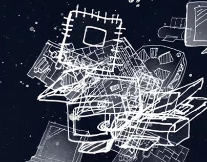 Cyberwaste animation loop