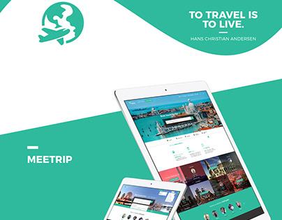 Travel UI/UX 2018