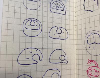 Lumerino Logos and Mascotts
