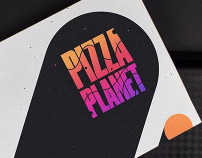Pizza Planet - Brand Design