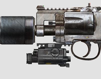 Scrap revolver