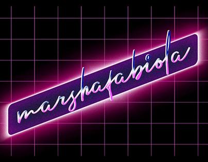 Marsha's Showreel
