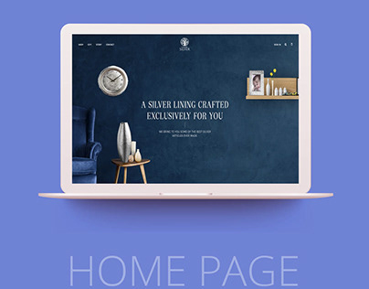 Code Silver - website design