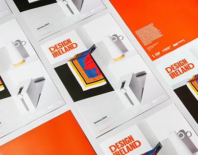 Design Ireland Identity