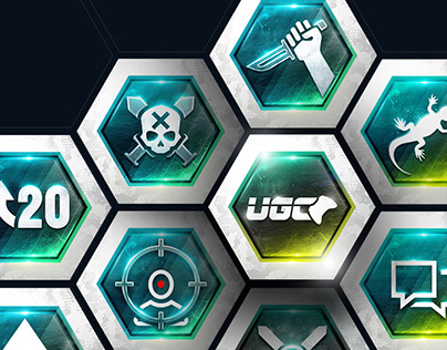 UGC eSports Gaming Achievements