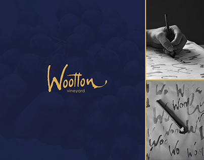 Wootton Vineyard - Branding - Colapen