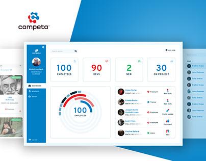 Competa Employee's Portal