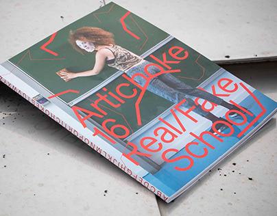 Artichoke 16 Magazine
