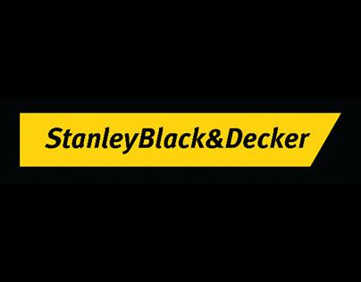 Stanley Black & Decker Design Work