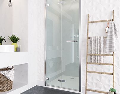 Flair's Shower  doors
