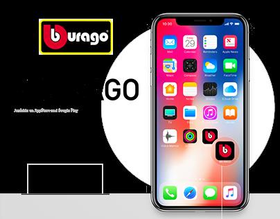 BBURAGO app experience