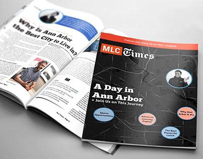 MLC Times magazine
