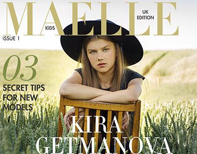 Maelle Kids Magazine (UK Edition) 1