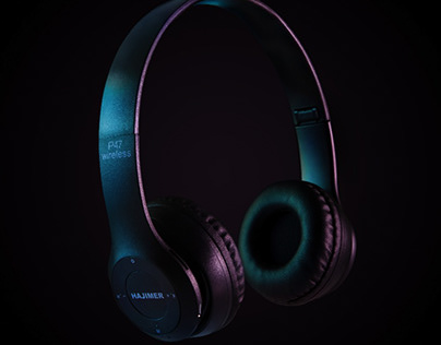 Product Photography: Headset