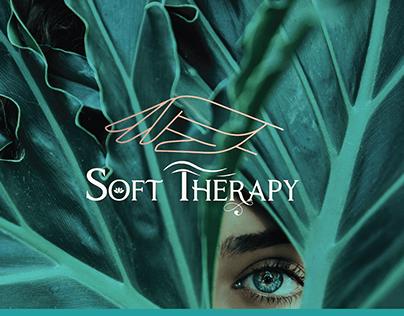 Massager | Identity Branding | Soft therapy