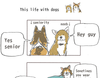 This life with dogs 1