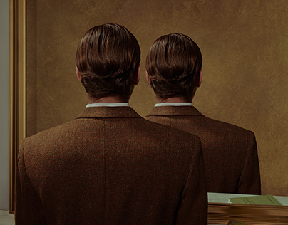 This is not Magritte.