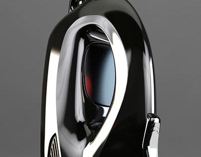 Vacuum cleaner redesign