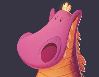 Dinosaur character sheets