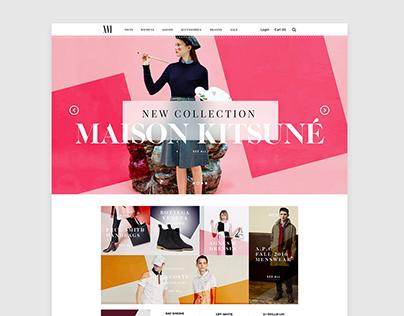 XVI - Branding, web