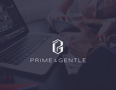 Logo PRIME & GENTLE koncept