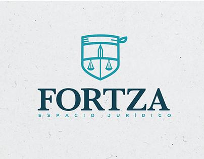 Fortza Espacio Jurídico // Branding