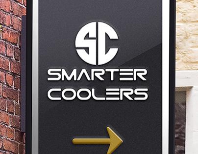 SMARTER COOLERS LOGO DESIGN
