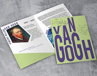 Brochure (Vincent Willem Van Gogh)