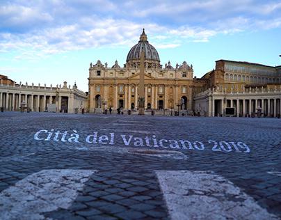 Città del Vaticano 2019