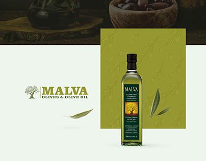Oil Malva Website