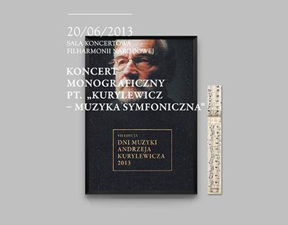 Andrzej Kurylewicz Days / Warsaw Philharmonic