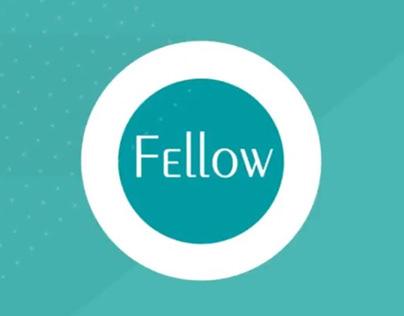 Fellow Services logo design