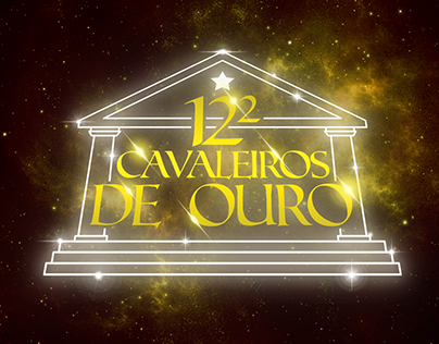 12² Cavaleiros de Ouro - Collab Cavaleiros do Zodíaco