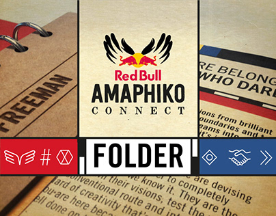 Red Bull Amaphiko Connect Folder