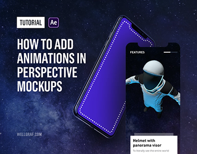 Tutorial - How to Add Animations in Perspective Mockups