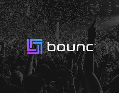 Bounc - Branding