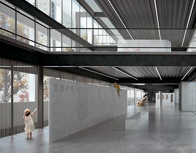Museu da Inovação - Concurso Projetar.org