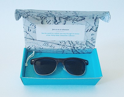 Warby Parker-Globetrotter Collection