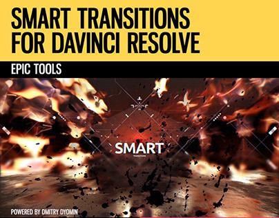 Smart Transitions for DaVinci Resolve V1
