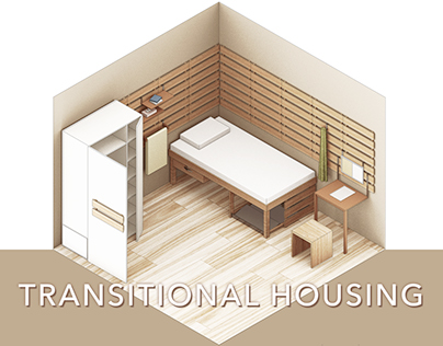 Whitestone: Transitional Housing Design