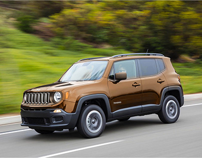 Jeep Renegade Arizona