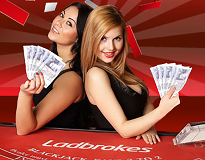 Ladbrokes Live Casino Design